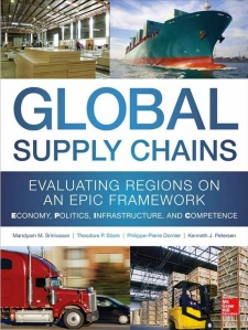 New Book: Global Supply Chain - Evaluating Regions on an EPIC Framework