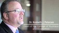 Ken Petersen Dean